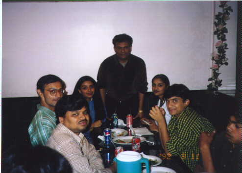 "The crew of ""Ek Bijane Gamta Rahiye""  After the Show !!!"
